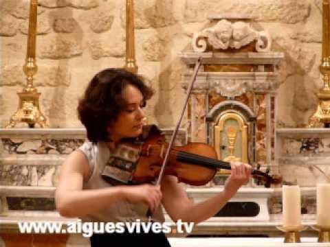 Aigues-Vives, concert exclusif de la violoniste Judith Ingolfsson