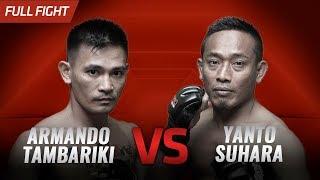 [HD] Armando Tambariki vs Yanto Suhara || One Pride FN #30
