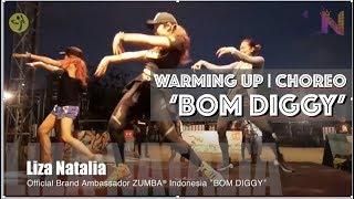 BOM DIGGY   Zumba®   Liza Natalia Official Brand Ambassador Zumba® Indonesia