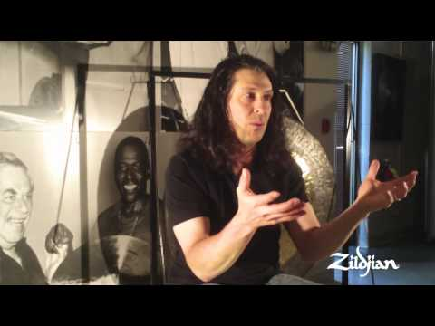 Cymbal Choices With Mike Mangini Of Dream Theater