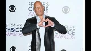 Vin Diesel Sings in Tribute to Paul Walker at People's Choice Awards