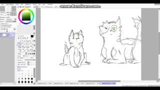 SAI:Яролика-Веснянка(Коты воители)