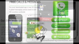 Tai line chat - ứng dụng gọi điện và nhắn tin miễn phí cả ngày screenshot 3