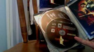 RE5 unboxing