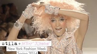 Stila + Betsey Johnson at NYFW Spring 2014 Thumbnail