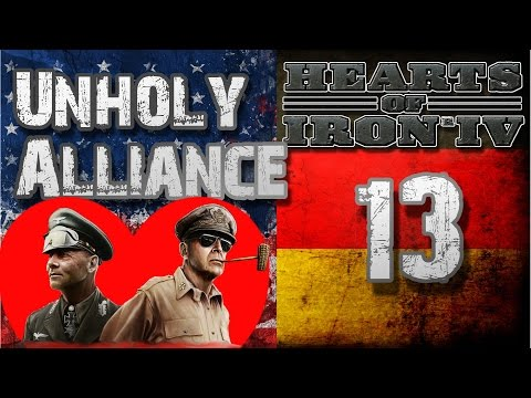 Coup D'etat | Hearts of Iron 4 Unholy Alliance Part 13