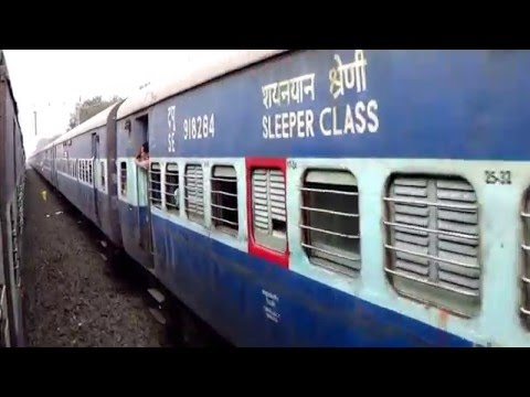 View Of Santragachi - Ajmer Express from...