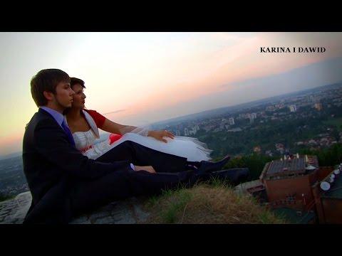 wesele Karina i Dawid  - wideofilmowanie Kraków - videokruty.pl