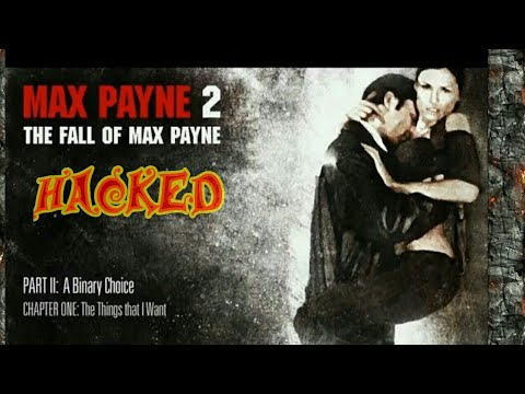 How To Hack Max Payne 2 Acess All Cheats Without Trainer Youtube