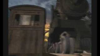 Railroad Tycoon 2 Intro Sony Playstation Pal Version