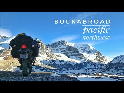 Cross Continental Motorcycle Trip - North Pacific