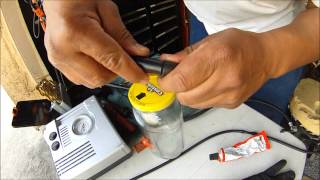 HOW TO MAKE A SMOKE/ VACUUM LEAK TESTER (NOW YOU CAN TEST THOSE SYSTEM LEAN CODES PO171, PO172)