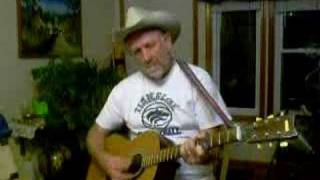 Duane trying to do Hank Williams Sr Wild Side of Life