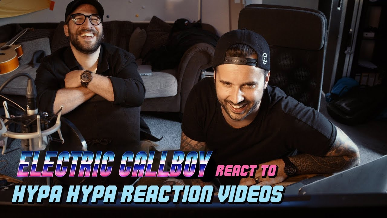 Eskimo Callboy react to Hypa Hypa Reaction Videos