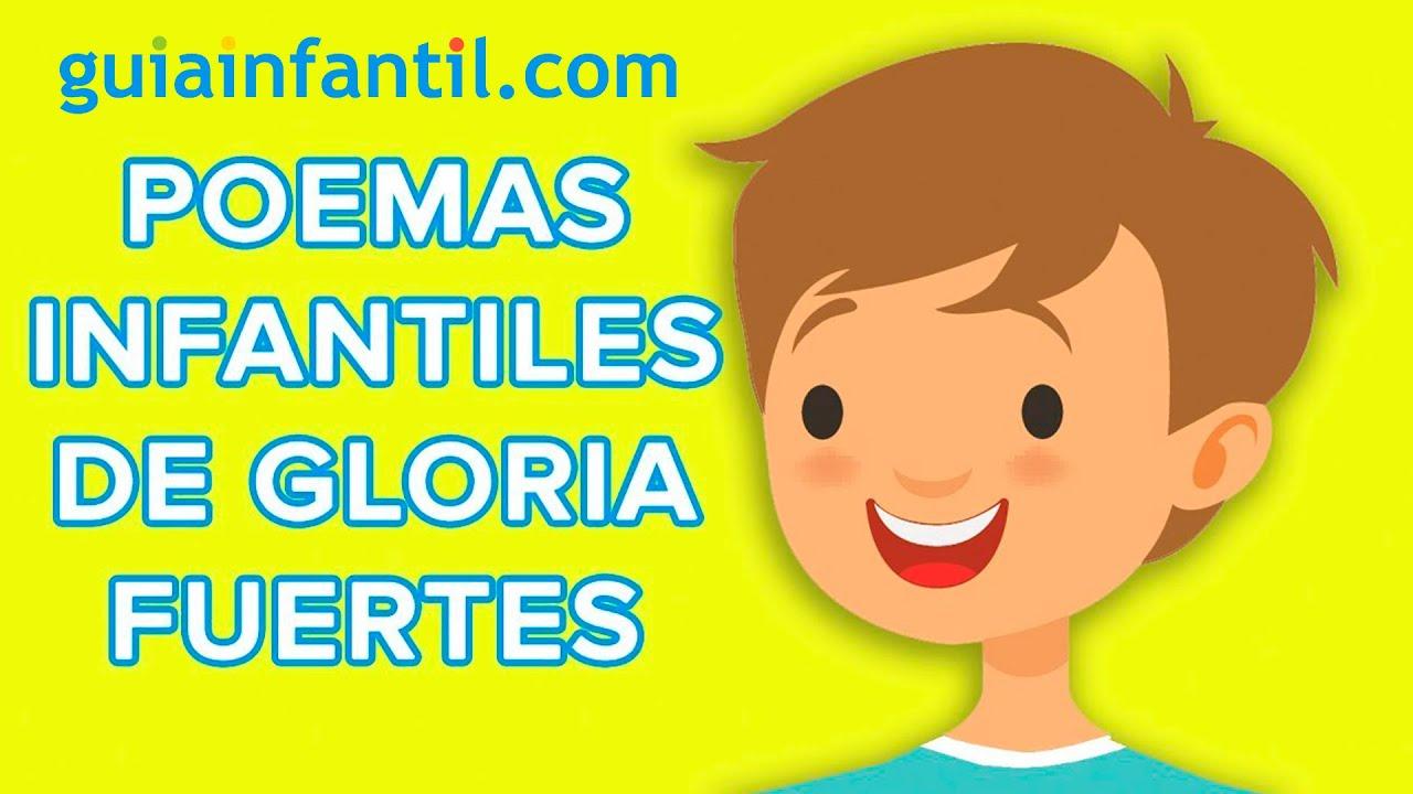 4f66937ed2 Poemas de Gloria Fuertes para niños | Poesía animada 👍 - YouTube