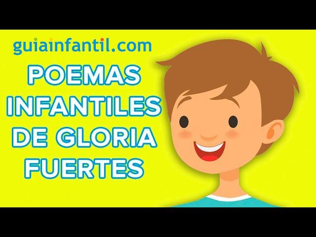 Descubre 15 Poemas Cortos Para Niños Coneduka