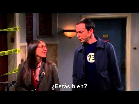 TBBT - The Big Bang Theory. 7x11 - Sheldon's an Uncle, Amy is important. Sub. Esp.
