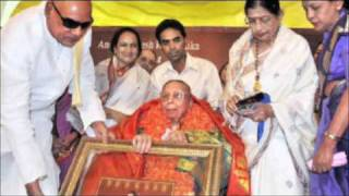 Padma Bhushan... Shamshad Begum