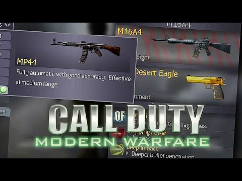 COD4 Remastered: All Guns, Perks, and Killstreaks Stay the Same!