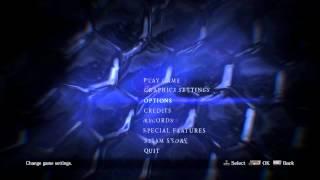 Resident Evil 6 / Biohazard 6 - Main Menu Overview (PC) - HD