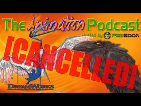 DreamWorks CANCELLED Australian Musical - The Animation Podcast HIGHLIGHTS