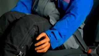 Краш-Тест Adac: Опасность Зимней Одежды   Перевод Автодети