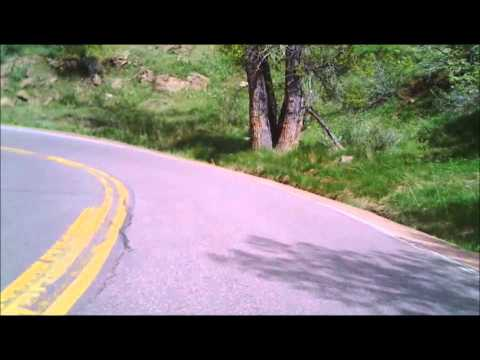 Classical Ride Down Lookout Mountain