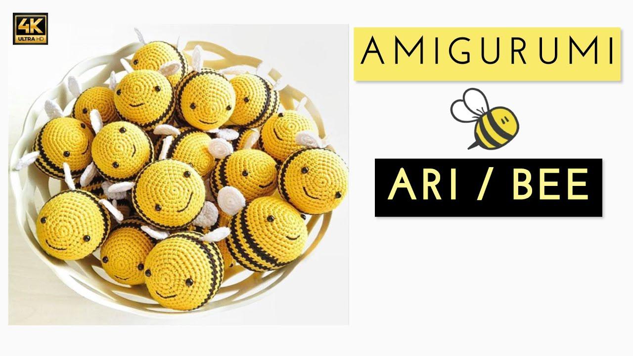 Amigurumi Arı Maya Tarifi - Mimuu.com | 720x1280