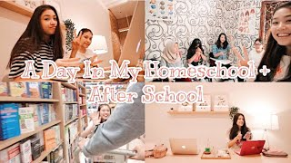 A Day In My HomeSchool + My After School Vlog   Indonesia
