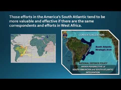 Maritime Cooperation within South Atlantic Countries