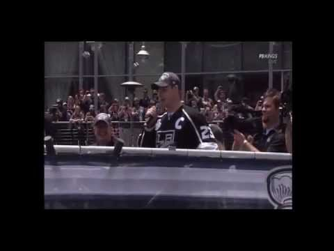 Los Angeles Kings Stanley Cup Parade pt. 1