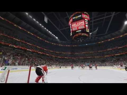 The United Center is now in NHL 16!