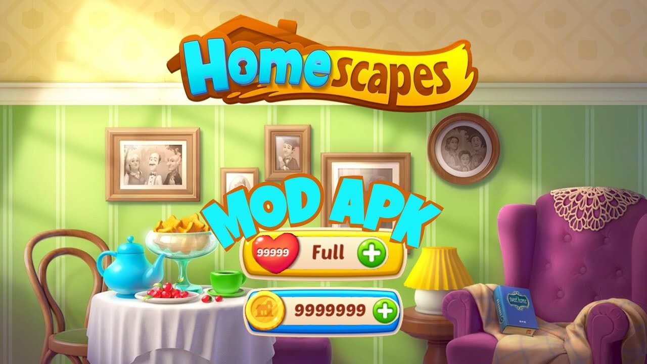 Homescapes Download