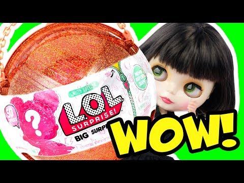 GIANT LOL Surprise - Распаковка кукол ЛОЛ в ГИГАНТСКОМ Шаре | 50 Игрушек сюрприз ЛОЛ LOL Dolls ball
