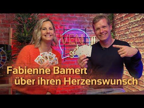 Fabienne Bamert, Moderatorin über ihren Herzenswunsch | SVENsationell #13