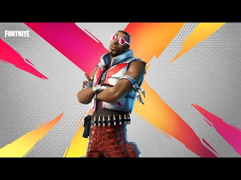 Fortnite Item Shop *NEW* WILD GUNNER SKIN! (May 18th - 2020) - Fortnite Battle Royale