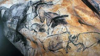 Caverna de Chauvet com arte rupestre ganha réplica gigantesca na França