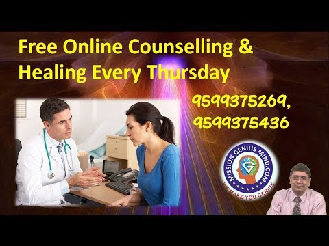 Free Online Counselling & Free Reiki Healing on Every Thursdays at - Delhi Janakpuri Office