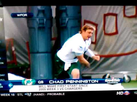 Chad Pennington 8 Mile
