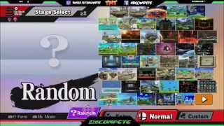 Smash 4 TNT 10-29-15 Round 2 grex (Captain Falcon) VS Schmooey (Captain Falcon)