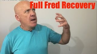 How to recover from Google fred