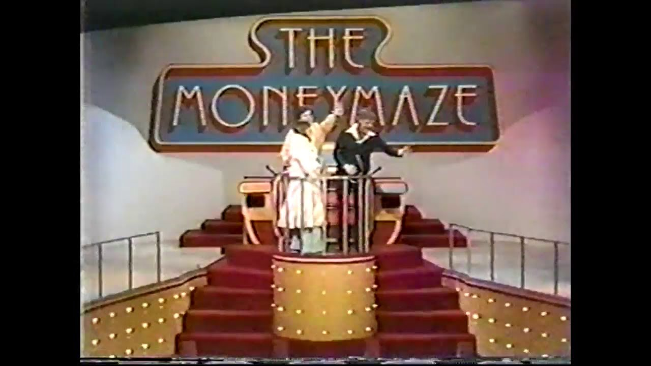 The Money Maze – hosted by Nick Clooney. Filmed March 1975 at ABC Studio in NY.