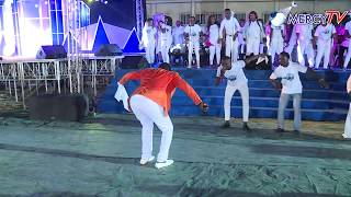 Latest Dance 2017, A Prophet who dances like King David in the *Bible*( 13 . Crossover 2016/2017 )