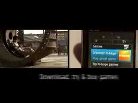 Nokia N81 8GB - Commercial