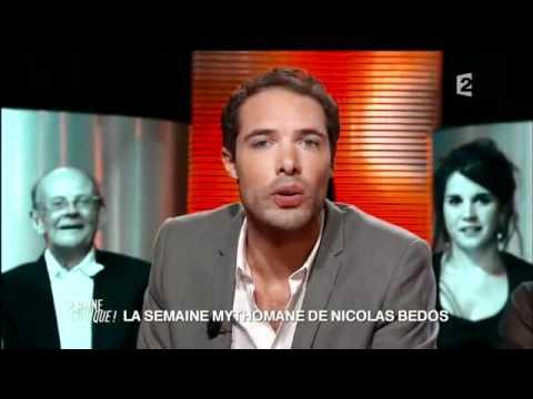 Nicolas Bedos raconte DSk