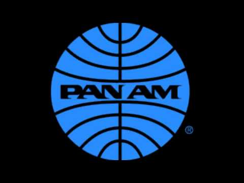 Pan Am Song - Commercial 'We Fly The World'