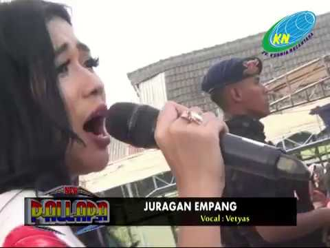 New Palapa - Vetyas - Juragan Empang (Kayu Manis Gringsing Batang)