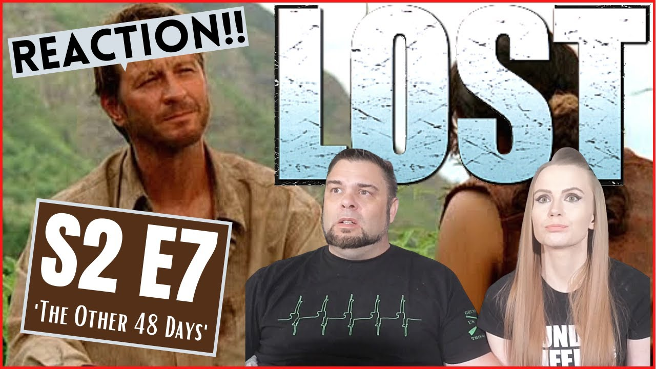 Download Lost   S2 E7 'The Other 48 Days'   Reaction   Review