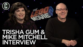 LEGO Movie 2: Directors Mike Mitchell & Trisha Gum Interview