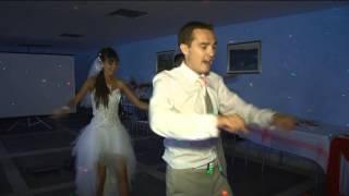 Танец жениха и невесты со свидетелями